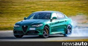 Πόσο γρήγορα είναι στην πράξη το Alfa Romeo Giulia Quadrifoglio;  (+ vid)