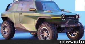 Πώς θα θέλατε μια ηλεκτρική αναβίωση του Toyota FJ Cruiser;