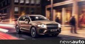 Bentley Bentayga Plug-in Hybrid: Ήρεμο μέσα και έξω από την πόλη (+ βίντεο)