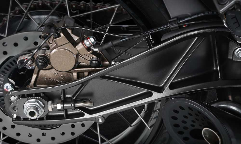 Daytona G155 SR: Ακόμα πιο scrambler - NewsAuto.gr - DREAM NEWS
