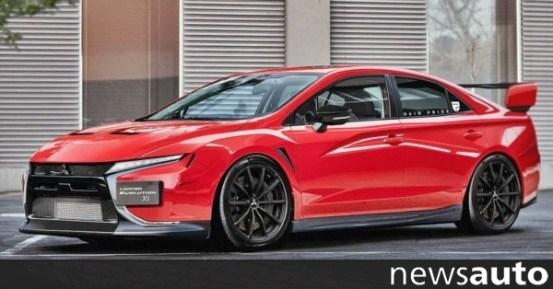 Μια πολύ ενδιαφέρουσα πρόταση για το Mitsubishi Lancer Evo XI (Render)