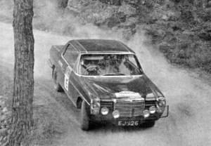 Cyprus Rally 1972-70