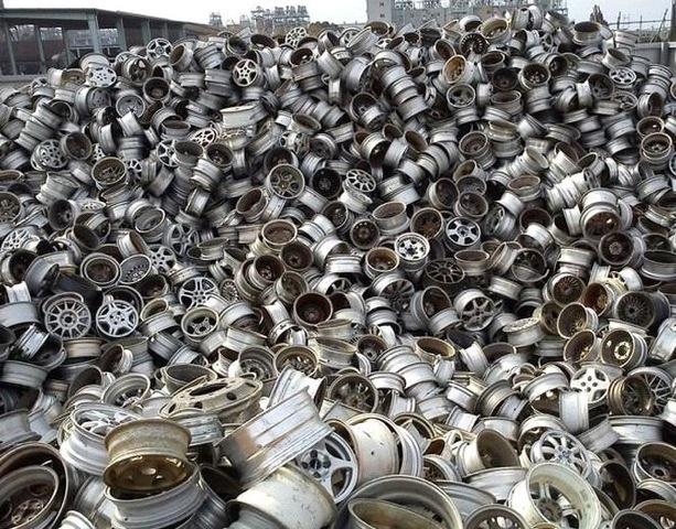 Aluminio-scrap