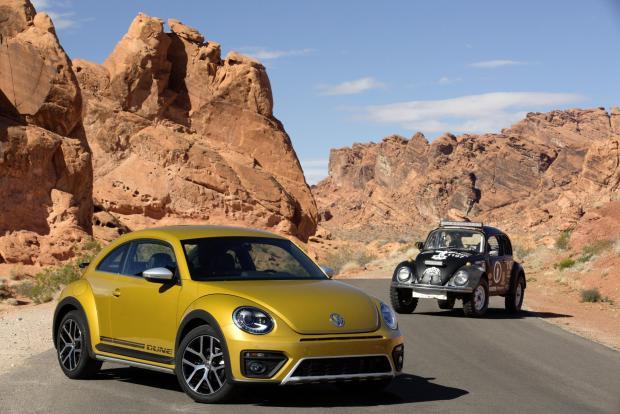 VW Beetle Dune and Baja Racer