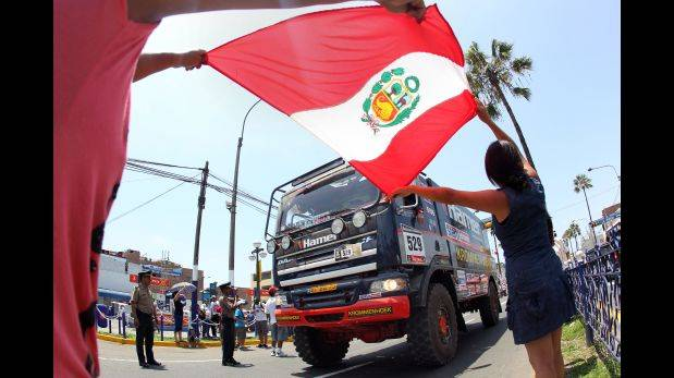Dakar 2016  Track
