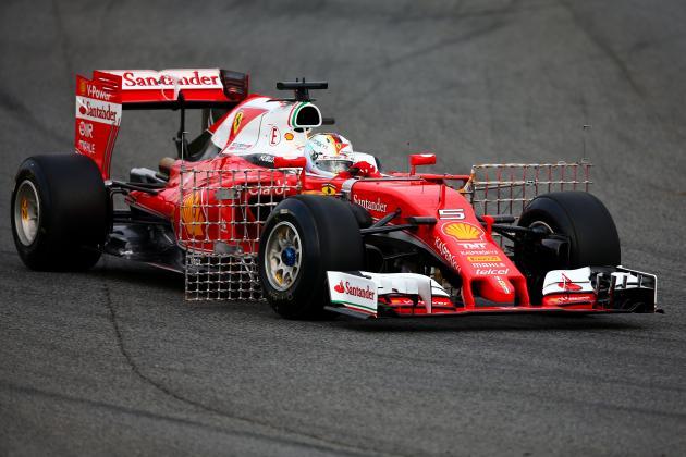 Day 1 Ferrari