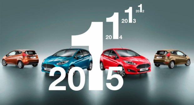 Little Wonder – Fiesta is Europe's Favourite Small Car Again
