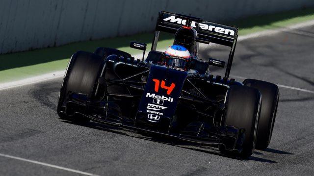 McLaren FP1