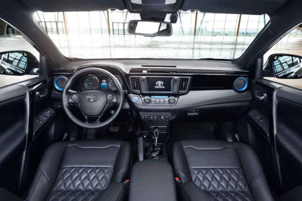 2018-Toyota-C-HR-Interior