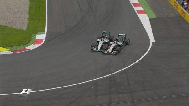 F1- Mercedes
