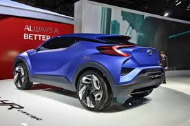 Toyota C-HR-3 Paris