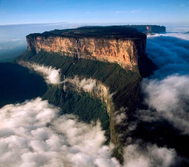 Το βουνό με...την επίπεδη κορυφή!Ένα θαύμα της φύσης