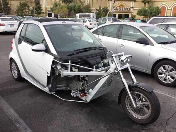 bad car modifications 3 Αμάξια που θα ονειρευόταν ο κάθε.. κάγκουρας!