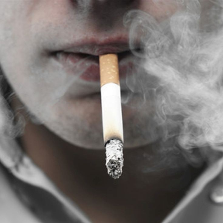 Smoker-man