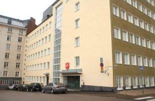 Vuosien saatossa Alppikadun asuntola on muuntunut mdoerniksi asumispalveluyksiköksi.
