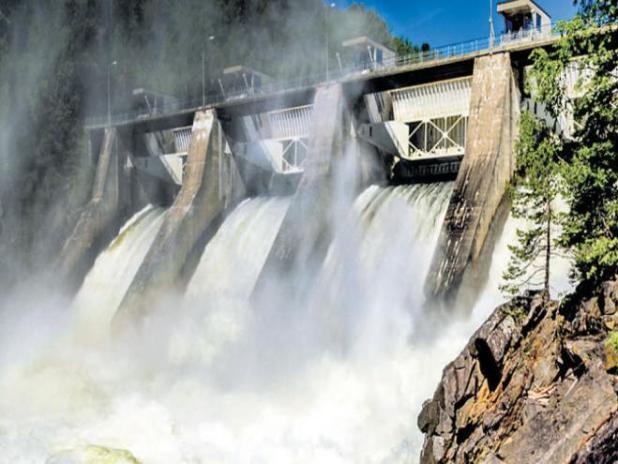Miyar Hydroelectric project