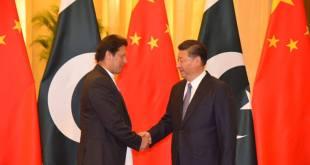 Imran Khan-China