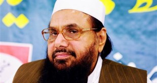 JuD chief Hafiz Saeed