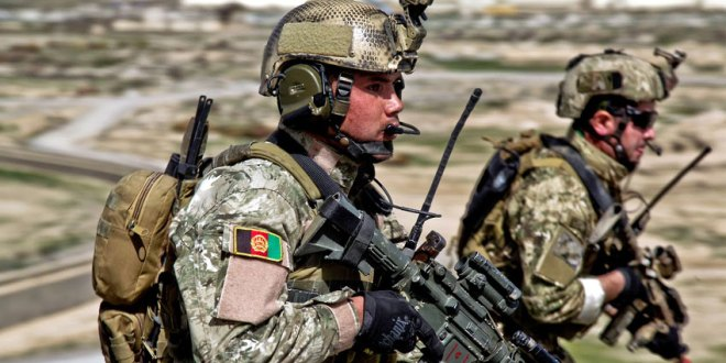 Afghan forces kill 9 militants