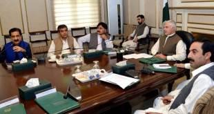Khyber Pakhtunkhwa CM