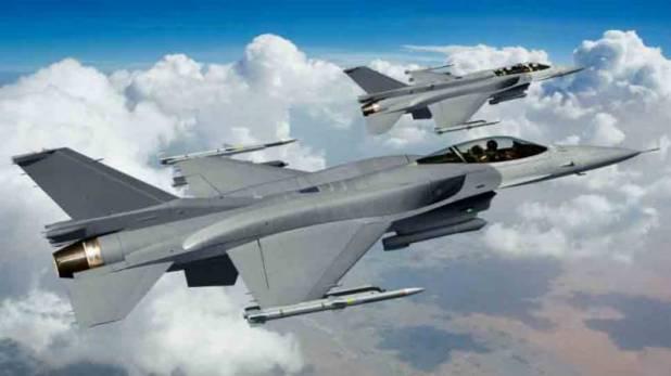 PAF F 16s fleet