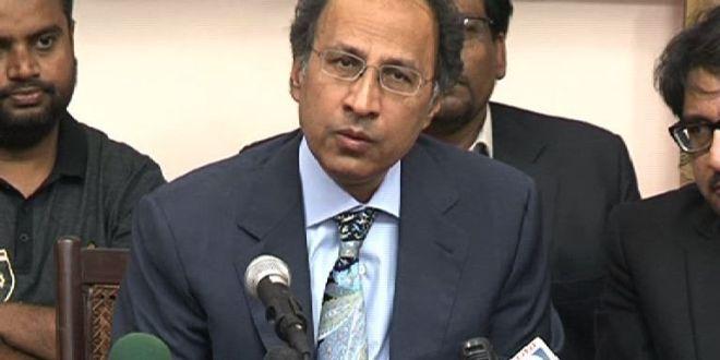 Finance Advisor Abdul Hafeez Sheikh