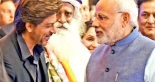 Indians force Shah Rukh Khan