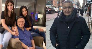 Mawra Hocane visits Rishi Kapoor