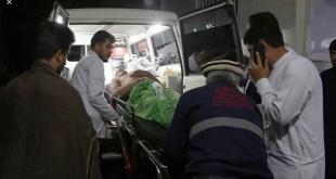 Kabul wedding blast