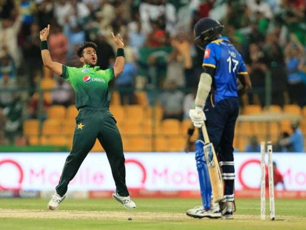 Sri Lanka Pakistan series