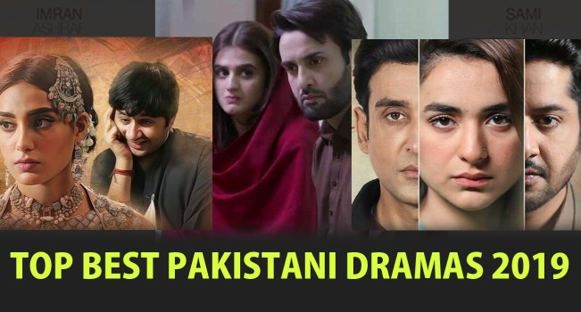 List Of Top 10 Best Pakistani Dramas of 2019 that 2