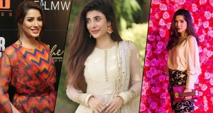Most Beautiful and Hottest Pakistani Actresses
