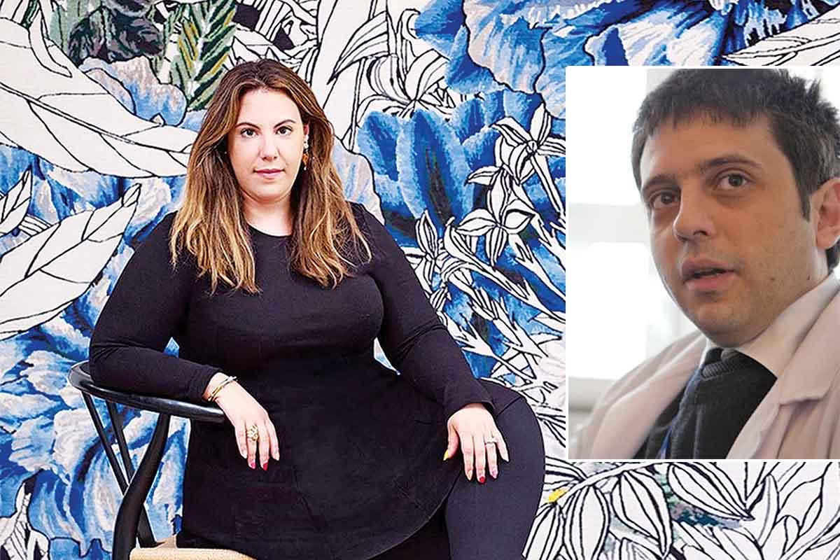 Σχέδια γάμου για τη διεθνούς φήμης Ελληνίδα designer Μαίρη Κατράντζουκαι τον Μάριο Πολίτη