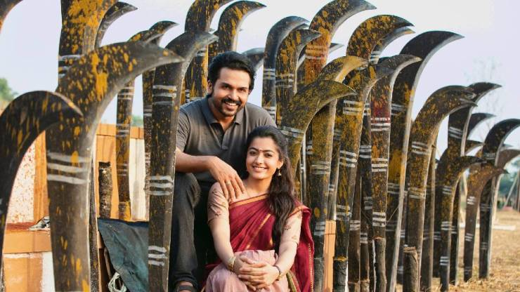 Sulthan (2021) Tamil Movie Review: Karthi as Sulthan On Screen