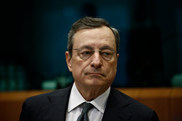 Draghi Says No To Estonian Cryptocurrency or crypto assets