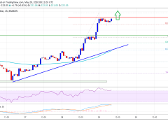 Ethereum Rallies Above $220 And Likely To Continue Higher To $240