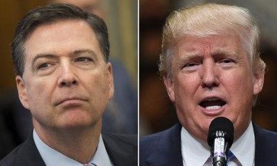 Sacking of FBI Chief