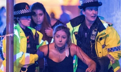 Terrorist Attack in Manchester