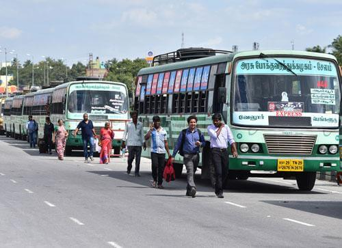 TN Government Plans Oppose to Transport Workers