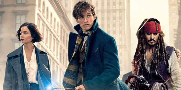 "The great innovative hero Johnny Depp, nobody can replace his role as the Dark Wizard in the sequel of ""Fantastic Beasts"""