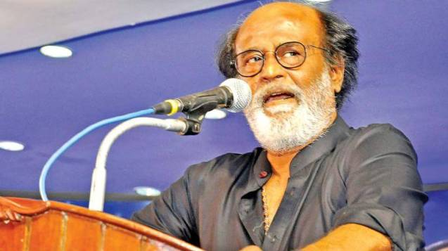 'Superstar' Rajinikanth is taking the political Plunge