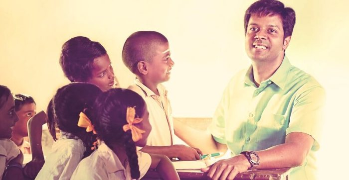 Dr.Gurushankar with Charitable Childrens