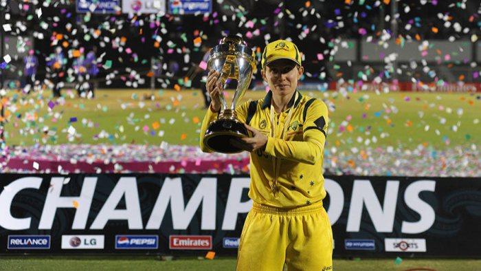 Australia is the Tournament's Current Champions