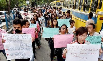 Gorkhaland Protests in Darjeeling
