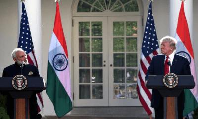 Narendra Modi Met Donald Trump
