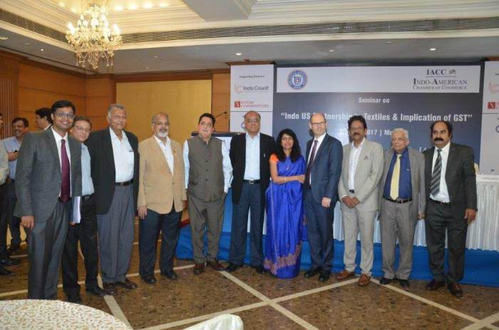 IACC Presents 11 Points to Streamline GST Rollout