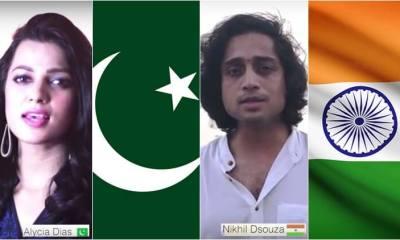 India Pakistan Anthem
