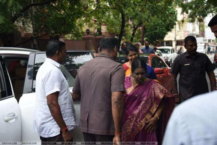 Vikram's Daughter Marriage