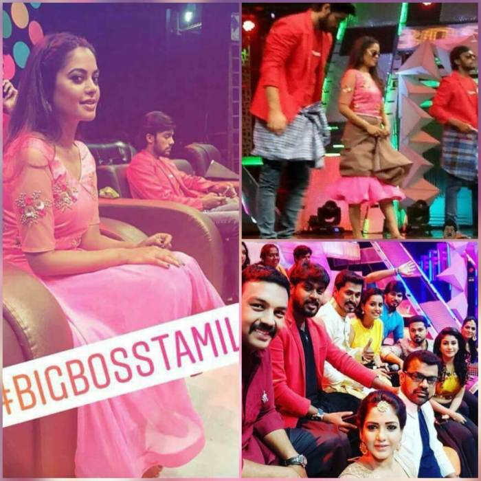 Bigg Boss Tamil Diwali Celebration