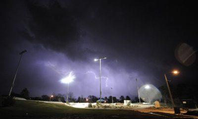 Lightning Strikes in TamilNadu